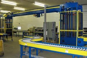 Specialty conveyor system