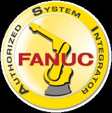 Fanuc Authorized System Integrator Seal