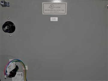Electrical pannel cabinet