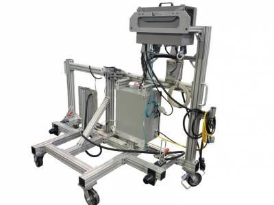 Robot cart for multiple line usage