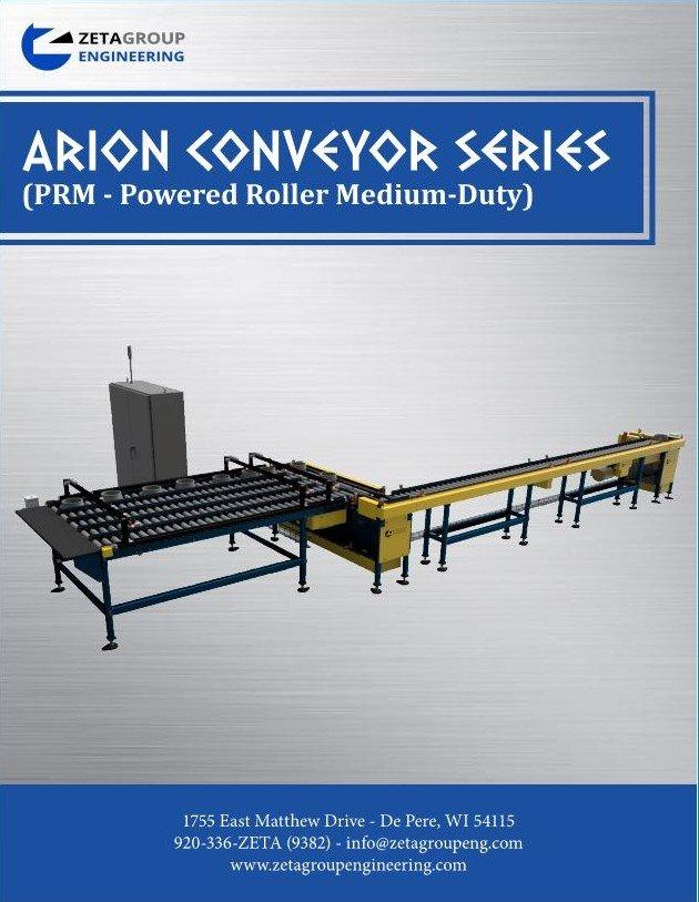 PRM Conveyor - Arion Series Brochure