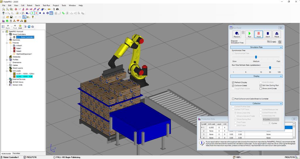 Fanuc robotic simulation software